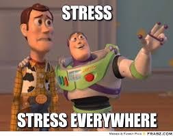 Stress everywhere