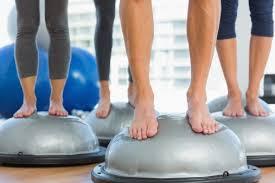 stability work feet
